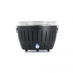 LOTUSGRILL ANTHRACITE PETIT MODELE
