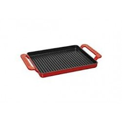 RUBIS GRILL RECT CHASSEUR 24X24 CM