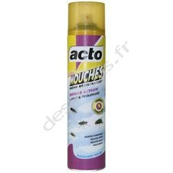 ACTO SPECIAL MOUCHES 400ML MOUCH 2 SOJAM (CGI)