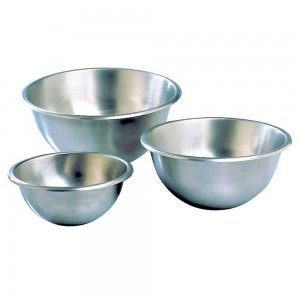 COUVERCLE M'COOK INOX TUB. 18