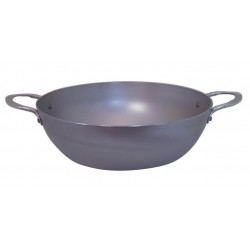 SAUTEUSE BOMBEE 2 ANSES MINERAL B ELEMENT DIAM 28